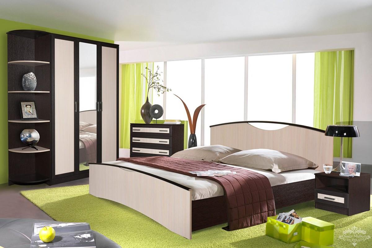 Спальный гарнитур Милена 5