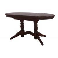 Стол раздвижной Джонатан-2 (красное дерево)