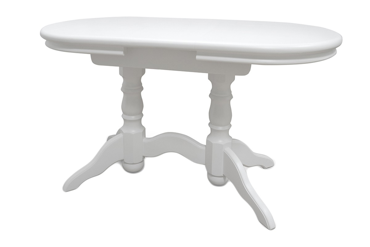 Стол раздвижной Джонатан-2 (белый)