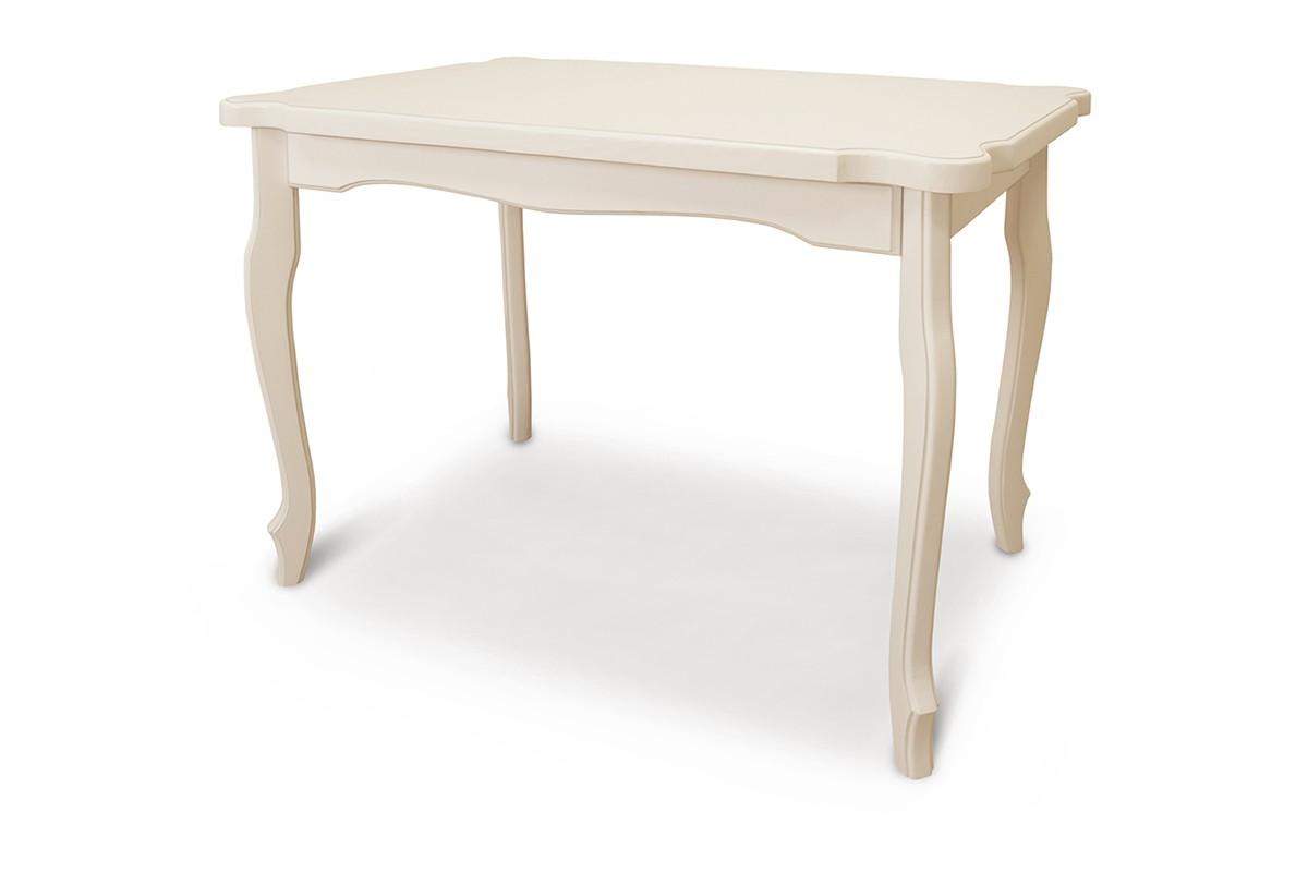 Стол обеденный Мориарти-2 (слоновая кость)